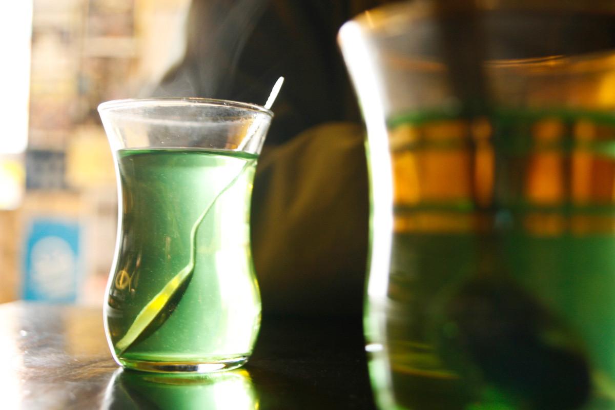 Green Tea, Dresden, Ger.