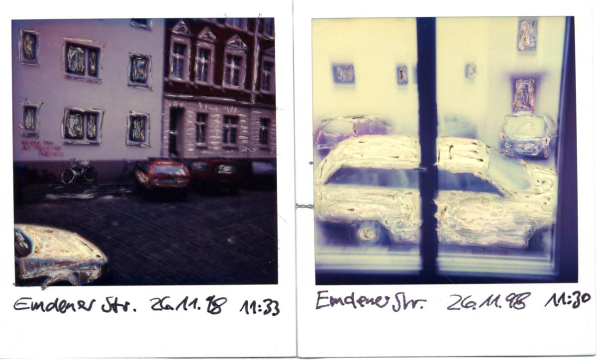 Polaroid experiment