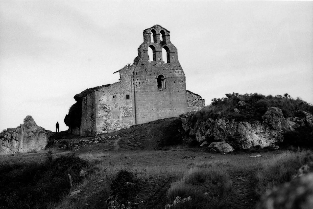 Old church, Spain.